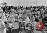Image of prize contest Long Beach California USA, 1930, second 14 stock footage video 65675041971