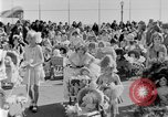 Image of prize contest Long Beach California USA, 1930, second 15 stock footage video 65675041971