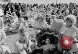 Image of prize contest Long Beach California USA, 1930, second 18 stock footage video 65675041971
