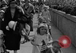 Image of prize contest Long Beach California USA, 1930, second 24 stock footage video 65675041971