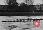 Image of Rowing Classic London England United Kingdom, 1931, second 42 stock footage video 65675041975