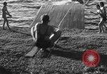 Image of surf board Winter Haven Florida USA, 1931, second 10 stock footage video 65675041976