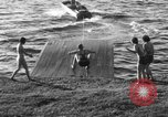 Image of surf board Winter Haven Florida USA, 1931, second 12 stock footage video 65675041976