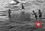 Image of surf board Winter Haven Florida USA, 1931, second 13 stock footage video 65675041976