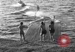 Image of surf board Winter Haven Florida USA, 1931, second 15 stock footage video 65675041976