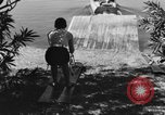 Image of surf board Winter Haven Florida USA, 1931, second 18 stock footage video 65675041976