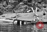 Image of surf board Winter Haven Florida USA, 1931, second 22 stock footage video 65675041976