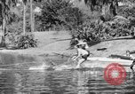 Image of surf board Winter Haven Florida USA, 1931, second 27 stock footage video 65675041976