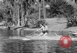 Image of surf board Winter Haven Florida USA, 1931, second 29 stock footage video 65675041976