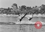 Image of surf board Winter Haven Florida USA, 1931, second 37 stock footage video 65675041976