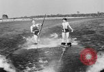 Image of surf board Winter Haven Florida USA, 1931, second 49 stock footage video 65675041976