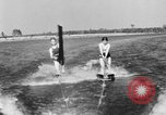 Image of surf board Winter Haven Florida USA, 1931, second 51 stock footage video 65675041976