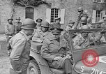 Image of Allied Forces advancing in Normandy France Normandy France, 1944, second 11 stock footage video 65675041993