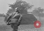 Image of Allied Forces advancing in Normandy France Normandy France, 1944, second 43 stock footage video 65675041993
