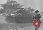Image of Allied Forces advancing in Normandy France Normandy France, 1944, second 45 stock footage video 65675041993