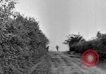 Image of Allied Forces advancing in Normandy France Normandy France, 1944, second 46 stock footage video 65675041993