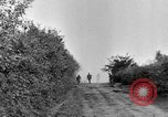 Image of Allied Forces advancing in Normandy France Normandy France, 1944, second 47 stock footage video 65675041993