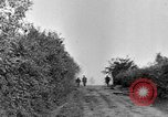 Image of Allied Forces advancing in Normandy France Normandy France, 1944, second 48 stock footage video 65675041993