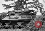 Image of Allied Forces advancing in Normandy France Normandy France, 1944, second 51 stock footage video 65675041993