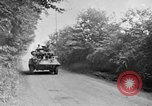 Image of Allied Forces advancing in Normandy France Normandy France, 1944, second 54 stock footage video 65675041993