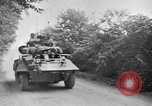 Image of Allied Forces advancing in Normandy France Normandy France, 1944, second 55 stock footage video 65675041993