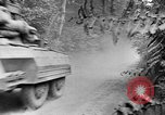 Image of Allied Forces advancing in Normandy France Normandy France, 1944, second 59 stock footage video 65675041993