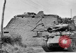 Image of Allied Forces advancing in Normandy France Normandy France, 1944, second 60 stock footage video 65675041993