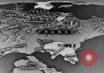 Image of Allied Forces Paris France, 1944, second 46 stock footage video 65675041994