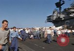 Image of USS Constellation South China Sea, 1967, second 46 stock footage video 65675042005