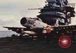Image of United States Navy aircraft North Vietnam, 1968, second 4 stock footage video 65675042014