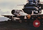 Image of United States Navy aircraft North Vietnam, 1968, second 5 stock footage video 65675042014