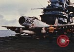 Image of United States Navy aircraft North Vietnam, 1968, second 6 stock footage video 65675042014