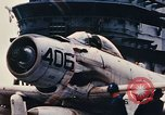 Image of United States Navy aircraft North Vietnam, 1968, second 19 stock footage video 65675042014