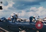 Image of United States Navy aircraft North Vietnam, 1968, second 14 stock footage video 65675042015