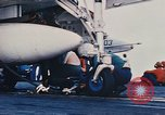 Image of United States Navy aircraft North Vietnam, 1968, second 25 stock footage video 65675042015
