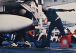 Image of United States Navy aircraft North Vietnam, 1968, second 28 stock footage video 65675042015