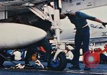 Image of United States Navy aircraft North Vietnam, 1968, second 30 stock footage video 65675042015
