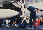Image of United States Navy aircraft North Vietnam, 1968, second 31 stock footage video 65675042015