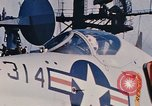 Image of United States Navy aircraft North Vietnam, 1968, second 54 stock footage video 65675042015