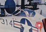 Image of United States Navy aircraft North Vietnam, 1968, second 55 stock footage video 65675042015