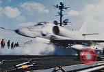 Image of United States Navy aircraft North Vietnam, 1968, second 56 stock footage video 65675042015