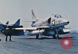 Image of United States Navy aircraft North Vietnam, 1968, second 58 stock footage video 65675042015