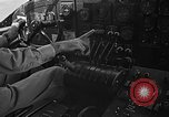 Image of controls of engine Eglin Air Force Base Okaloosa County Florida USA, 1952, second 2 stock footage video 65675042022