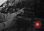 Image of controls of engine Eglin Air Force Base Okaloosa County Florida USA, 1952, second 5 stock footage video 65675042022