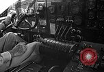Image of controls of engine Eglin Air Force Base Okaloosa County Florida USA, 1952, second 56 stock footage video 65675042022