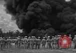 Image of fire fighting equipment Eglin Air Force Base Okaloosa County Florida USA, 1952, second 31 stock footage video 65675042024