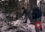 Image of Rescue operations Maine United States USA, 1963, second 17 stock footage video 65675042039