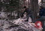 Image of Rescue operations Maine United States USA, 1963, second 18 stock footage video 65675042039
