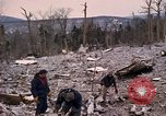 Image of Rescue operations Maine United States USA, 1963, second 34 stock footage video 65675042039