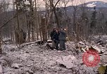 Image of Rescue operations Maine United States USA, 1963, second 38 stock footage video 65675042039